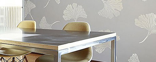 Wall Coverings & Stencils
